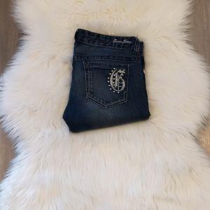 EUC Guess Denim Skinny Jeans